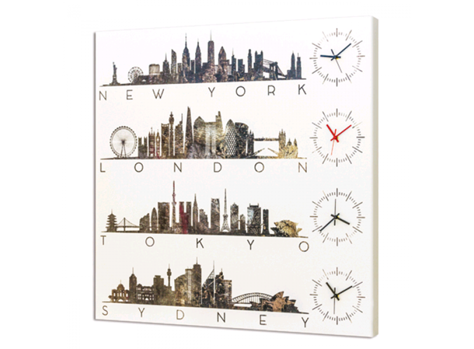 LONDON TIME G3564 PINTDECOR watch