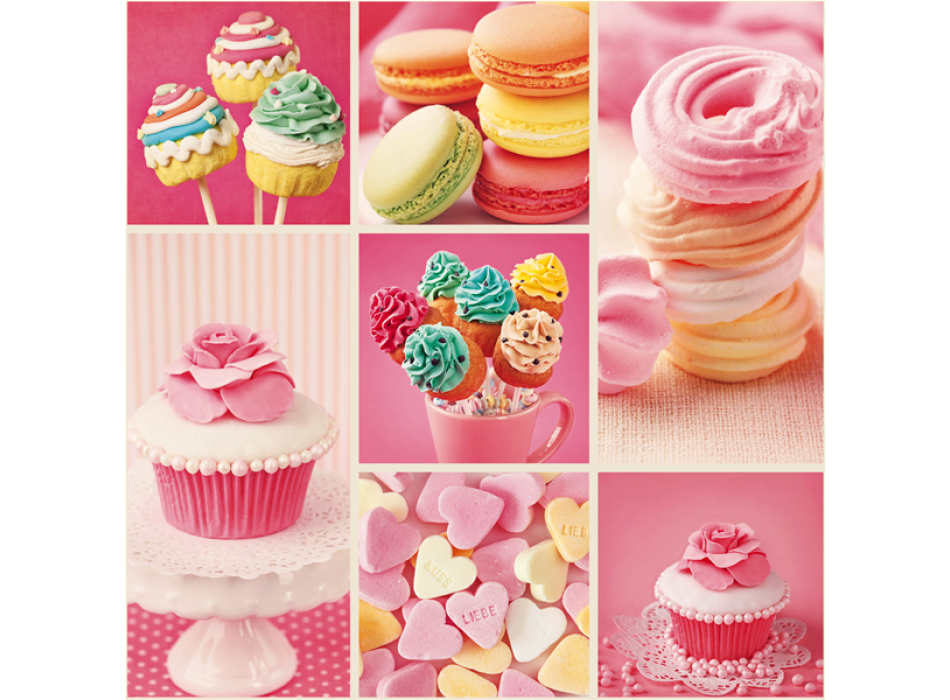 Picture SWEET TEMPTATIONS G1652 PINTDECOR